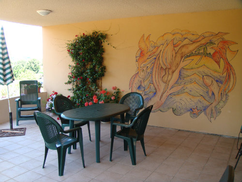 Appartement 4 personnes Porticcio - location vacances  n°31287