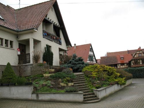 Gite à Mundolsheim pour  2 •   1 chambre