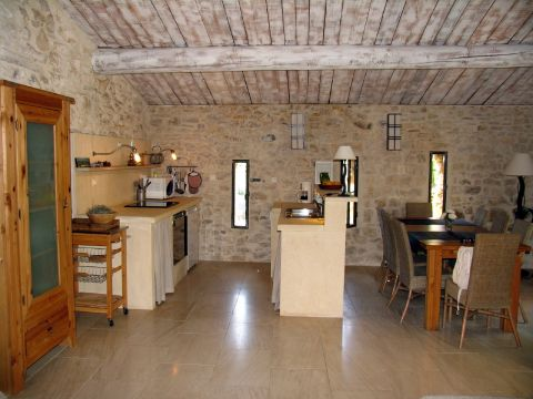 House in murs gordes - Vacation, holiday rental ad # 31302 Picture #5