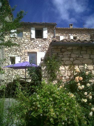 Maison 6 personnes Murs Gordes - location vacances  n°31302