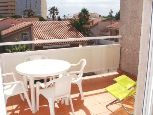 Flat 4 people Saint-cyprien Plage - holiday home  #31319