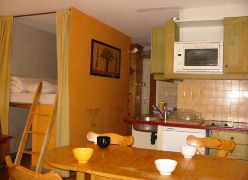 Studio in Val Thorens - Vacation, holiday rental ad # 31327 Picture #1