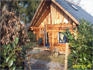 Chalet in Membre for   6 •   animals accepted (dog, pet...)