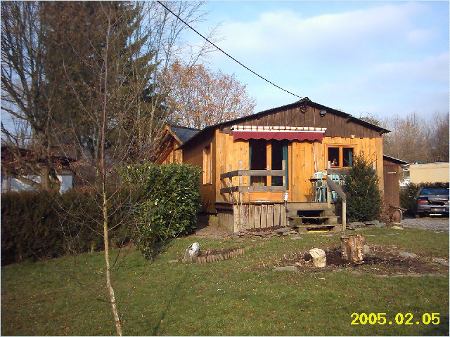 Chalet Membre - 4 people - holiday home
