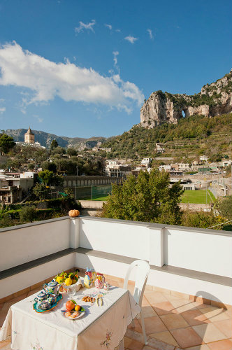 Maison à Positano pour  5 •   vue sur mer
