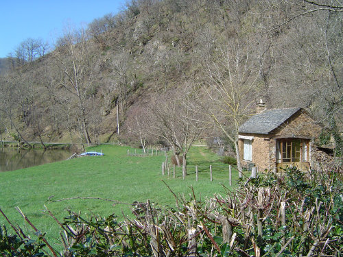 Gite Centrès - 4 people - holiday home  #31350