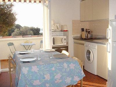 Appartement Giens Hyeres - 5 personnes - location vacances  n°31398