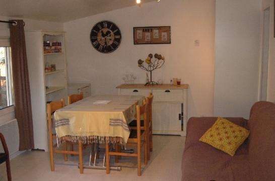 Chalet in Grayan l'Hopital - Vacation, holiday rental ad # 31417 Picture #2
