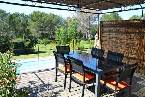 Gite in Lambesc for   5 •   with private pool