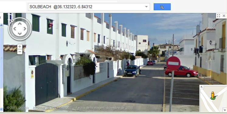 House in Zahara de los atunes cádiz - Vacation, holiday rental ad # 31448 Picture #1