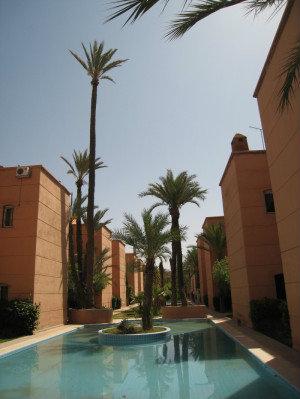 Maison 8 personnes Marrakech - location vacances  n°31464