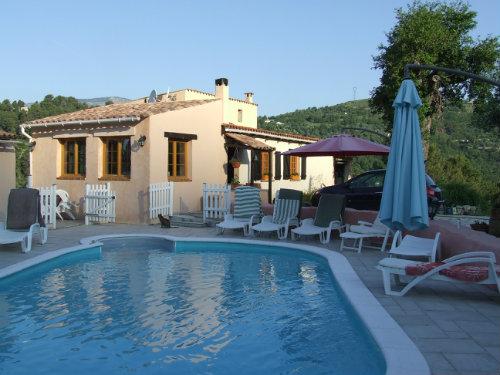 Haus Lucéram - 6 Personen - Ferienwohnung N°31476