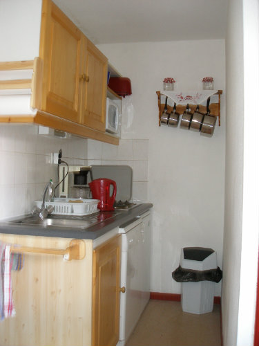 Flat in Valfréjus - Vacation, holiday rental ad # 31515 Picture #8