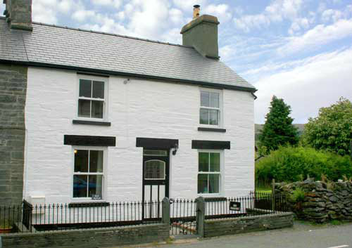 House Penmachno - 6 people - holiday home  #31567