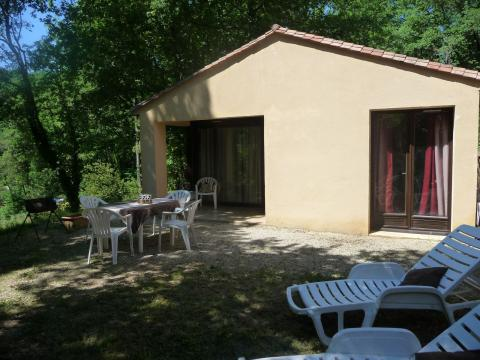 House Grolejac - 5 people - holiday home  #31589