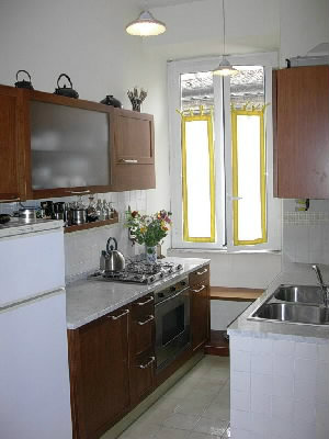 Flat Roma - 6 people - holiday home  #31601