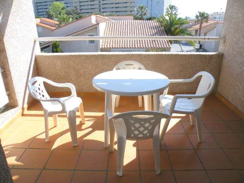 Appartement Saint-cyprien Plage - 4 personnes - location vacances  n�31611