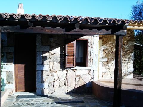 Chalet Siniscola - 4 personnes - location vacances  n°31612