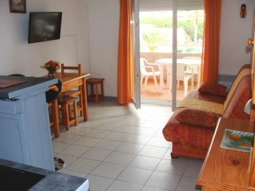Appartement Saint-cyprien Plage - 4 personnes - location vacances  n�31613