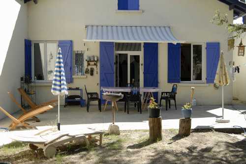 House Meschers-sur-gironde - 7 people - holiday home  #31616