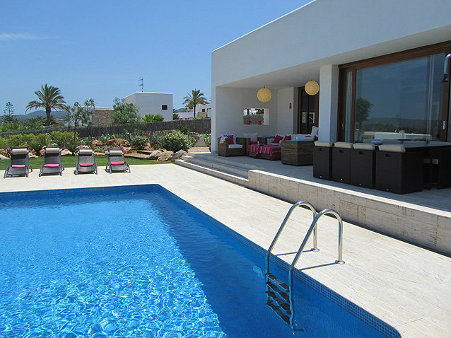 Ibiza -    vue sur mer