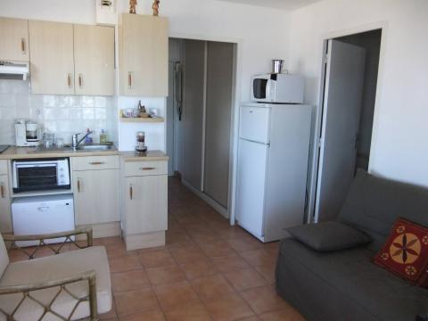 Flat in Canet en roussillon - Vacation, holiday rental ad # 31635 Picture #2
