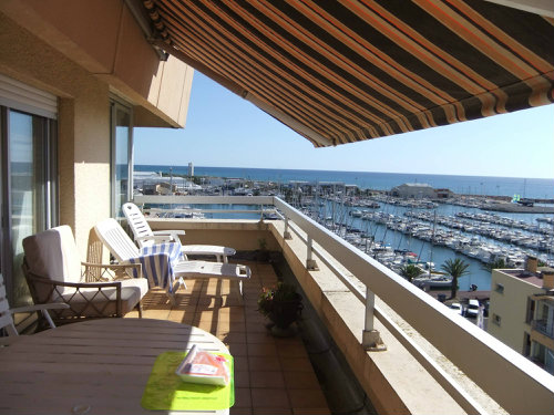 Flat in Canet en roussillon - Vacation, holiday rental ad # 31635 Picture #7