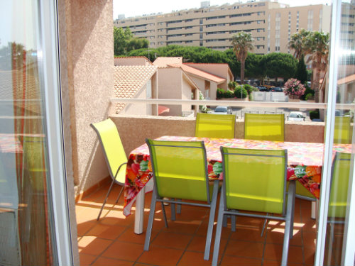 Flat in Saint-Cyprien Plage - Vacation, holiday rental ad # 31648 Picture #1