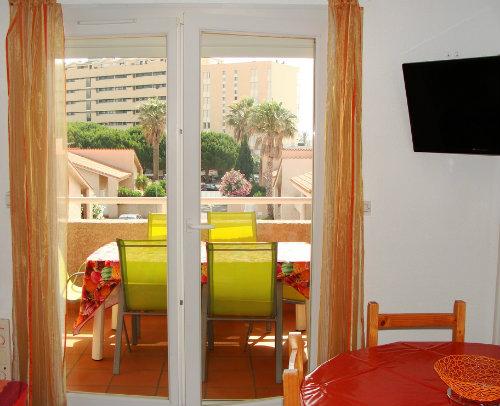 Appartement Saint-cyprien Plage - 5 personnes - location vacances  n�31648
