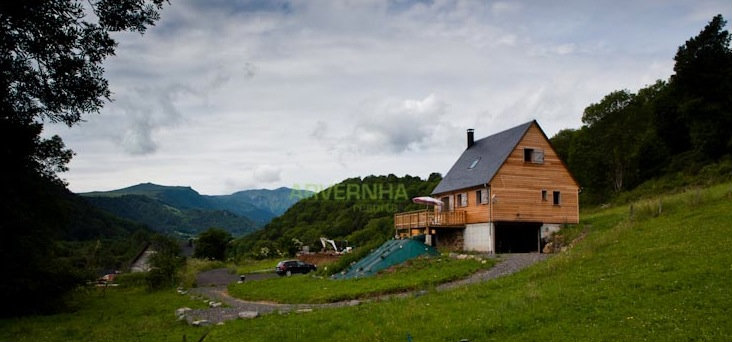 Chalet in Chambon sur Lac - Vacation, holiday rental ad # 31665 Picture #1
