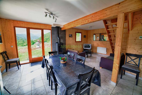 Chalet in Chambon sur Lac - Vacation, holiday rental ad # 31665 Picture #3