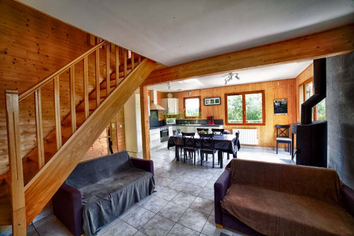 Chalet in Chambon sur Lac - Vacation, holiday rental ad # 31665 Picture #4