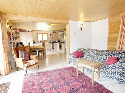 Chalet in Saint-Gervais-les-Bains - Vacation, holiday rental ad # 31668 Picture #3