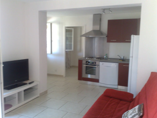Flat Algajola - 5 people - holiday home  #31680