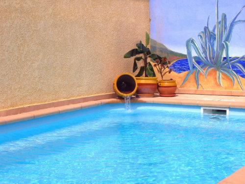 Maison 10 personnes Saint-cyprien Plage - location vacances  n°31687