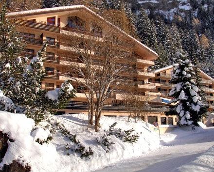 Studio Loèche-les-bains - 2 personnes - location vacances  n°31708