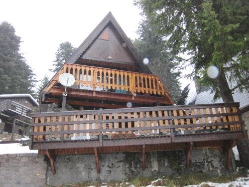Chalet Guzet - 10 personnes - location vacances