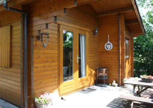 Chalet Winterswijk - 4 people - holiday home  #31724