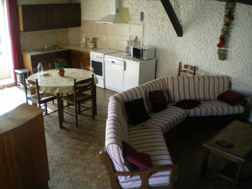 Gite Questembert - 5 people - holiday home  #31742