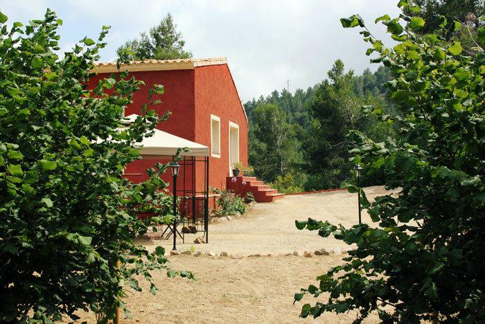 Casa rural Colldejou - 8 personas - alquiler n°31777