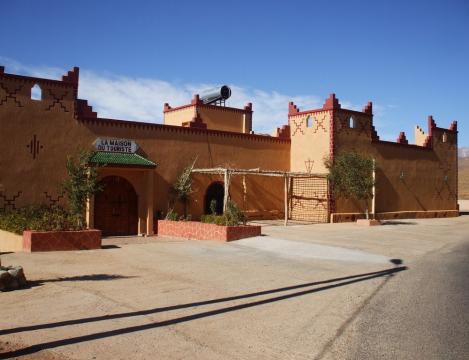 Kasteel Ouarzazate - 25 personen - Vakantiewoning  no 31840