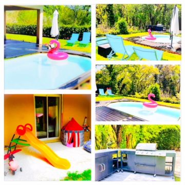 Maison Grimaud - 6 personnes - location vacances  n°31862