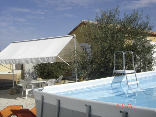 House Plaissan - 4 people - holiday home