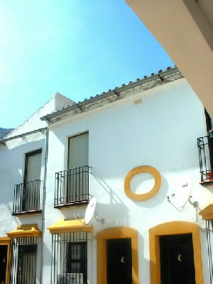 House in Jimera de líbar for   4 •   animals accepted (dog, pet...)   #31915