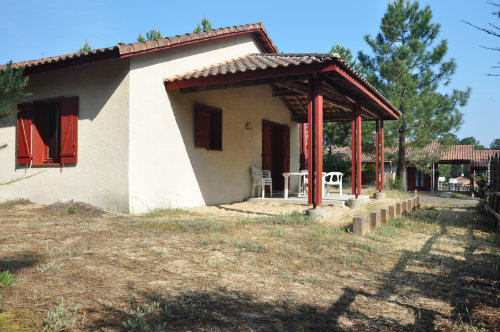 House in Moliets-et-maa - Vacation, holiday rental ad # 31983 Picture #0