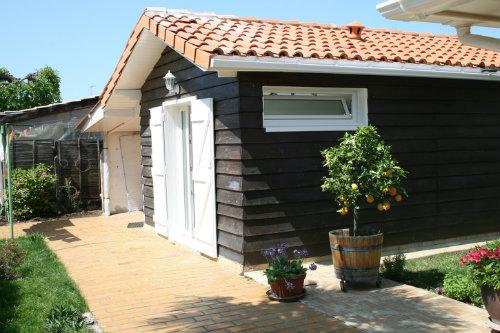 Chalet Gujan-mestas - 3 personnes - location vacances  n°31987