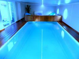 Gite in Guer voor  8 •   met privé zwembad