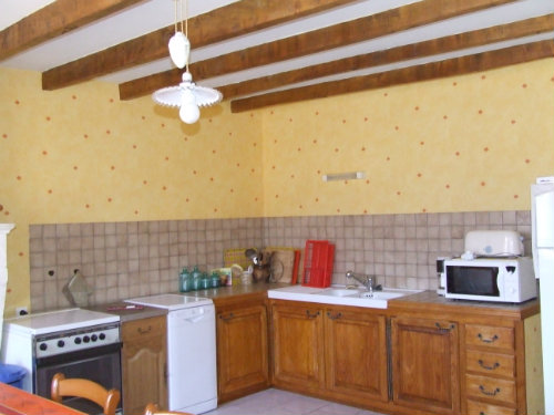 House Saint-vallier - 8 people - holiday home  #32035
