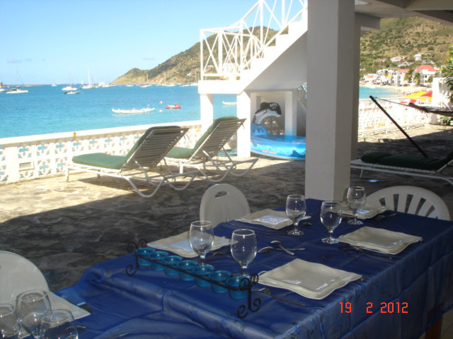 Flat Saint Martin, French West Indies - 9 people - holiday home  #32048