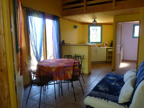 Gite Les Vans - 4 people - holiday home  #32093